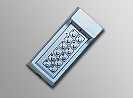 Kódová klávesnice Comand 222